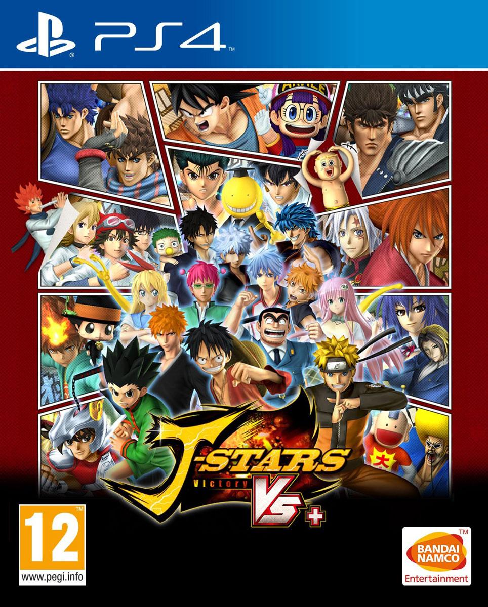 J-Stars Victory VS+ (PS4), Новый Диск