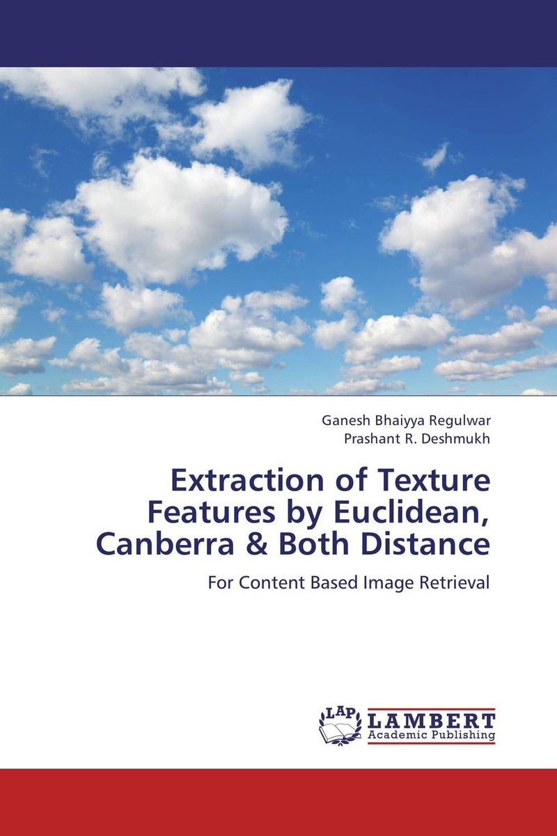 Extraction of Texture Features by Euclidean, Canberra & Both Distance relation extraction from web texts with linguistic and web features