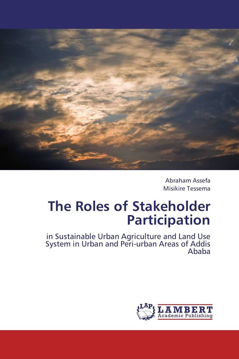 The Roles of Stakeholder Participation study of the urban drainage system in addis ababa
