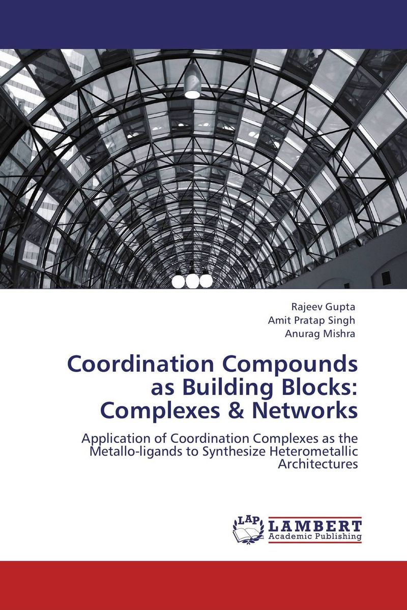 Coordination Compounds as Building Blocks: Complexes & Networks csp as a coordination language