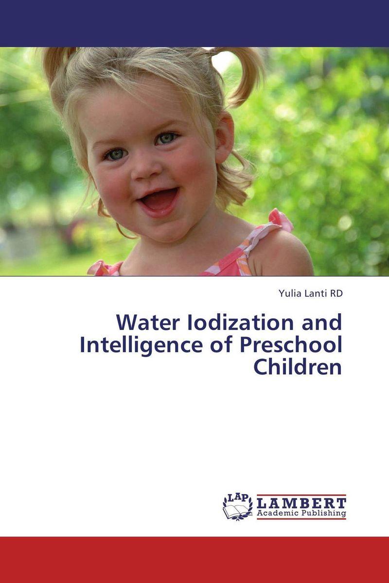 Water Iodization and Intelligence of Preschool Children