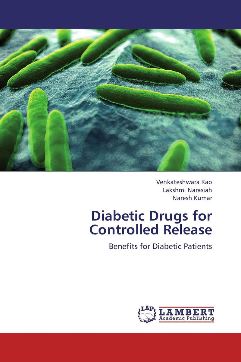 Diabetic Drugs for Controlled Release design and studies of some new controlled release formulations
