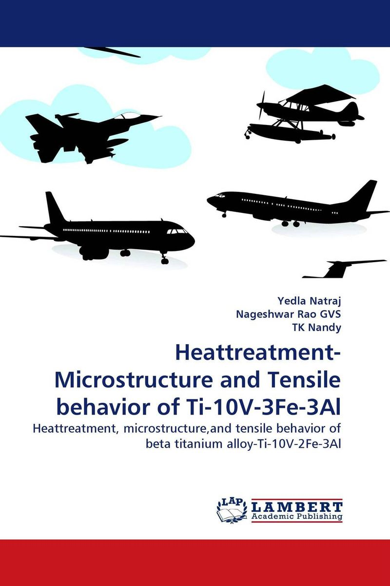 Heattreatment-Microstructure and Tensile behavior of Ti-10V-3Fe-3Al bruce bridgeman the biology of behavior and mind