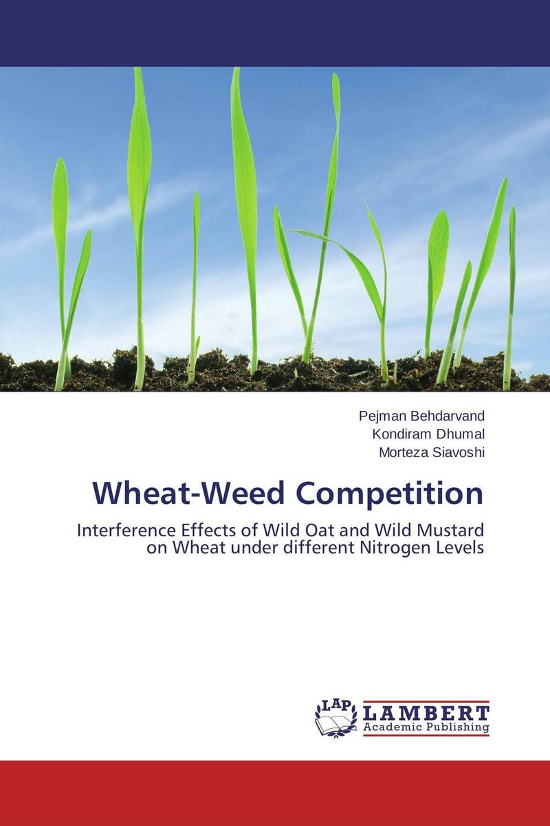 Wheat-Weed Competition wheat breeding for rust resistance