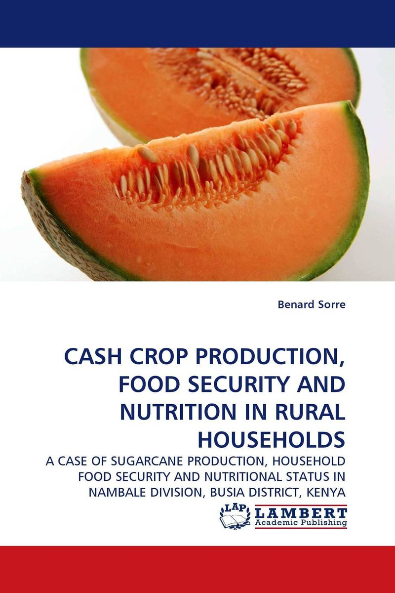 CASH CROP PRODUCTION, FOOD SECURITY AND NUTRITION IN RURAL HOUSEHOLDS adding value to the citrus pulp by enzyme biotechnology production