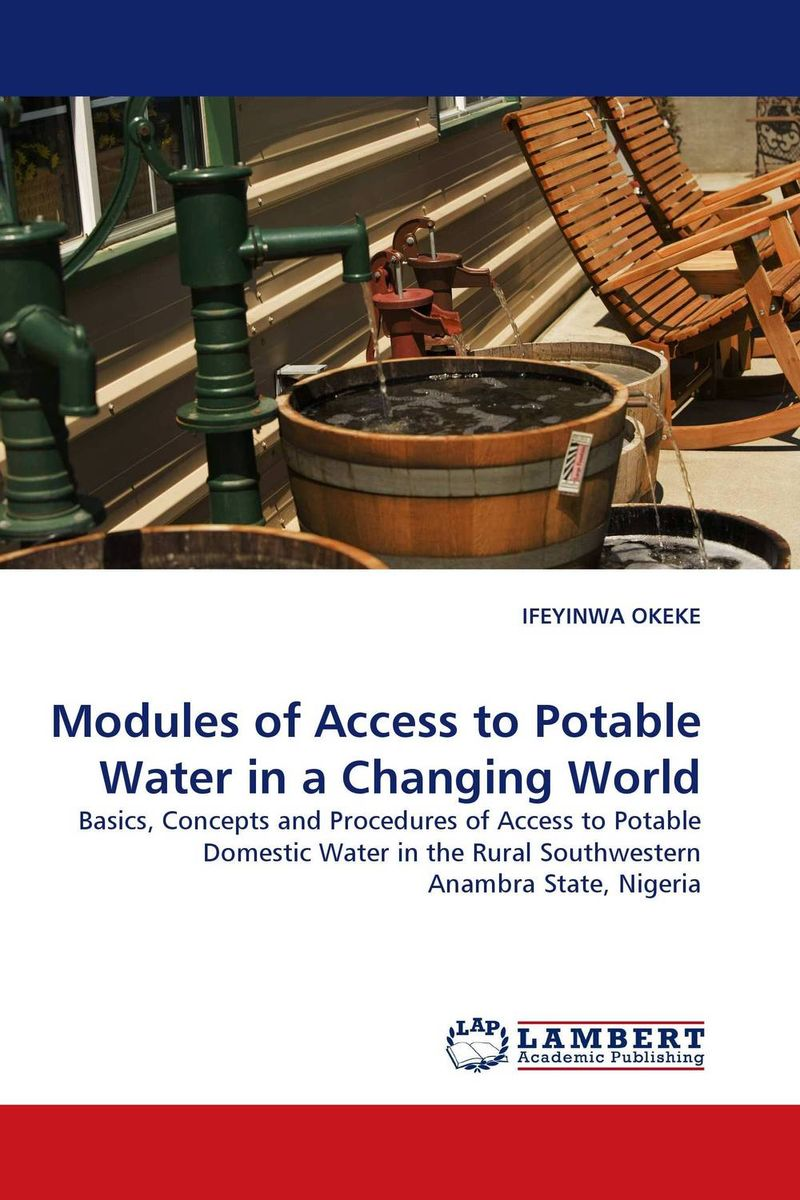 Modules of Access to Potable Water in a Changing World scientific american environmental science for a changing world