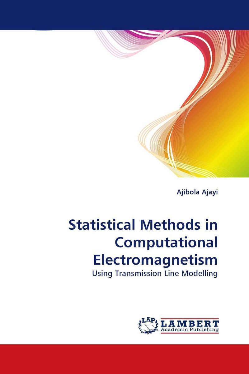 Statistical Methods in Computational Electromagnetism tlm 4 d0103tm телеметрика
