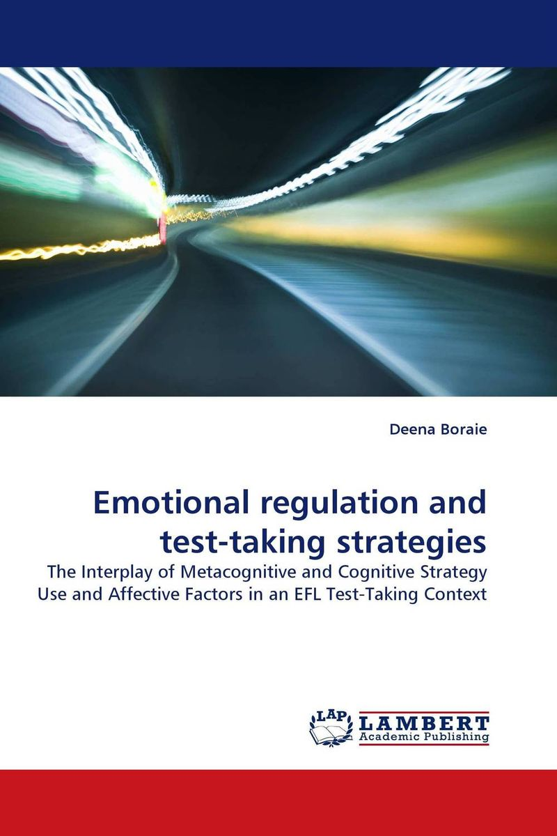 Emotional regulation and test-taking strategies