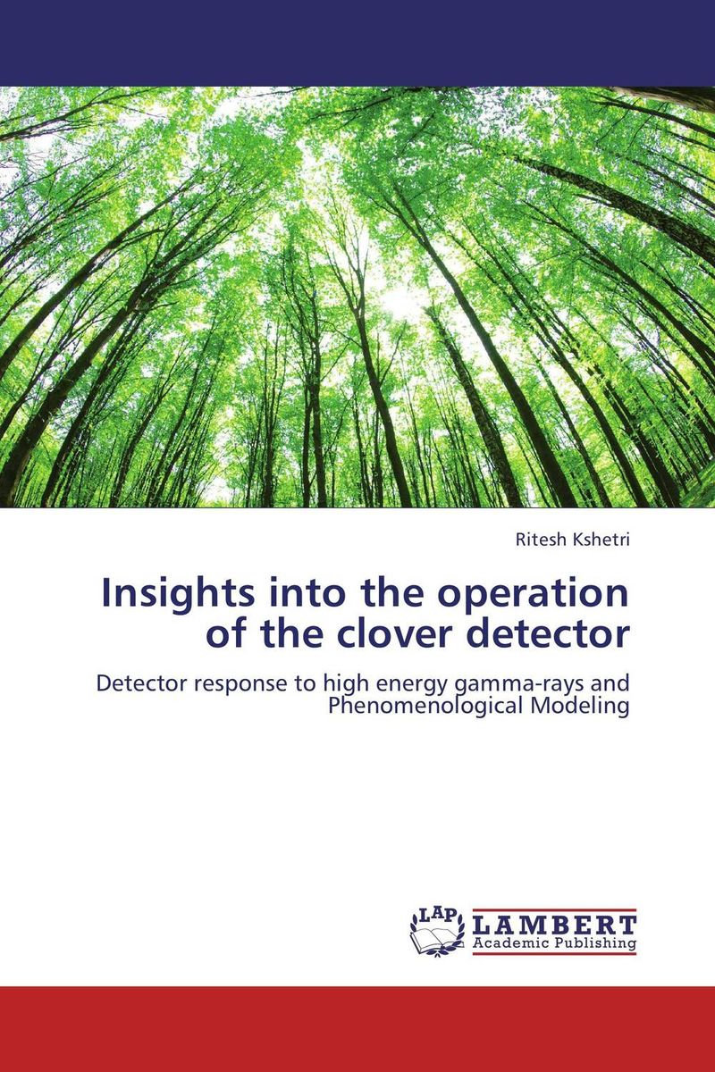 Insights into the operation of the clover detector matiullah matiullah and shafi ur rehman radon measurements using cr 39 based detectors
