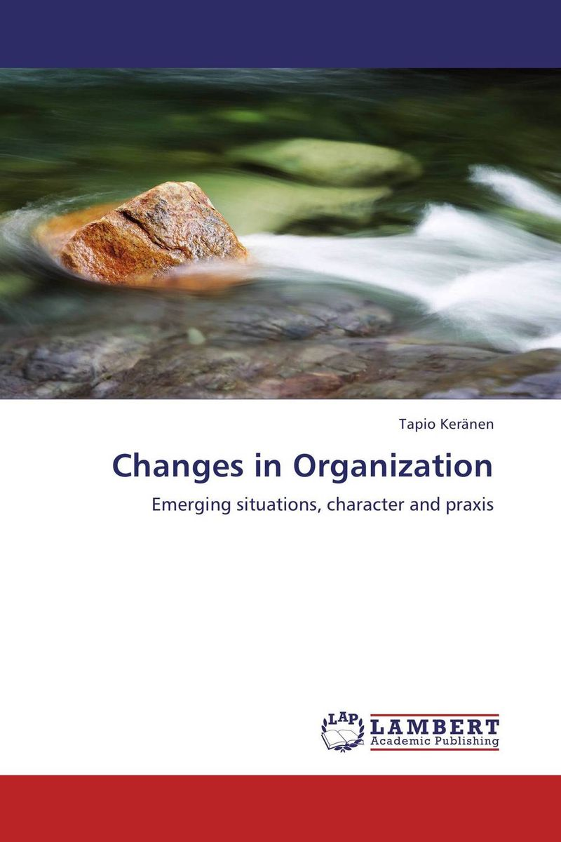 Changes in Organization maximilian gaynesford de agents and their actions