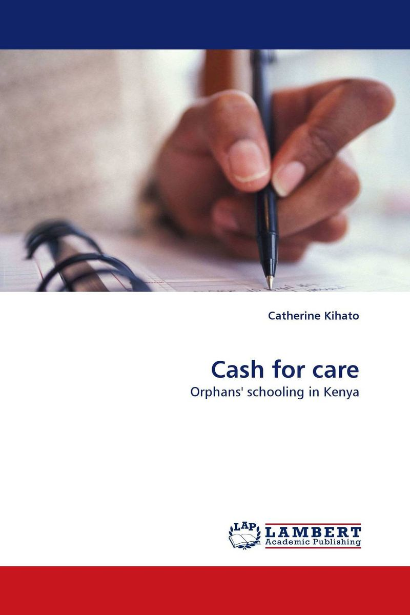 Cash for care florence kisirkoi learning needs of street children in kenya