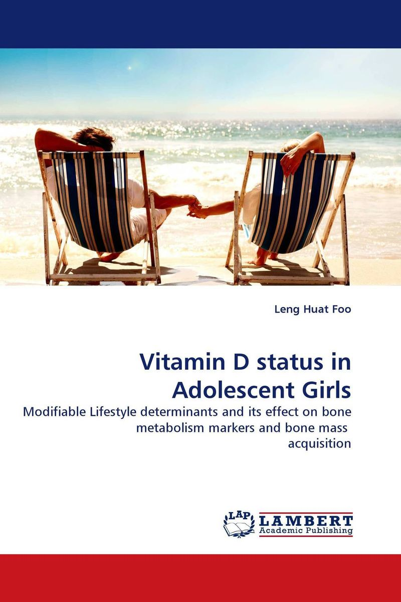 Vitamin D status in Adolescent Girls vitamin a deficiency in urban slums
