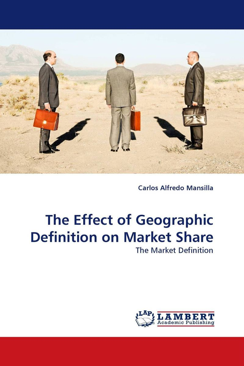 The Effect of Geographic Definition on Market Share managing the store