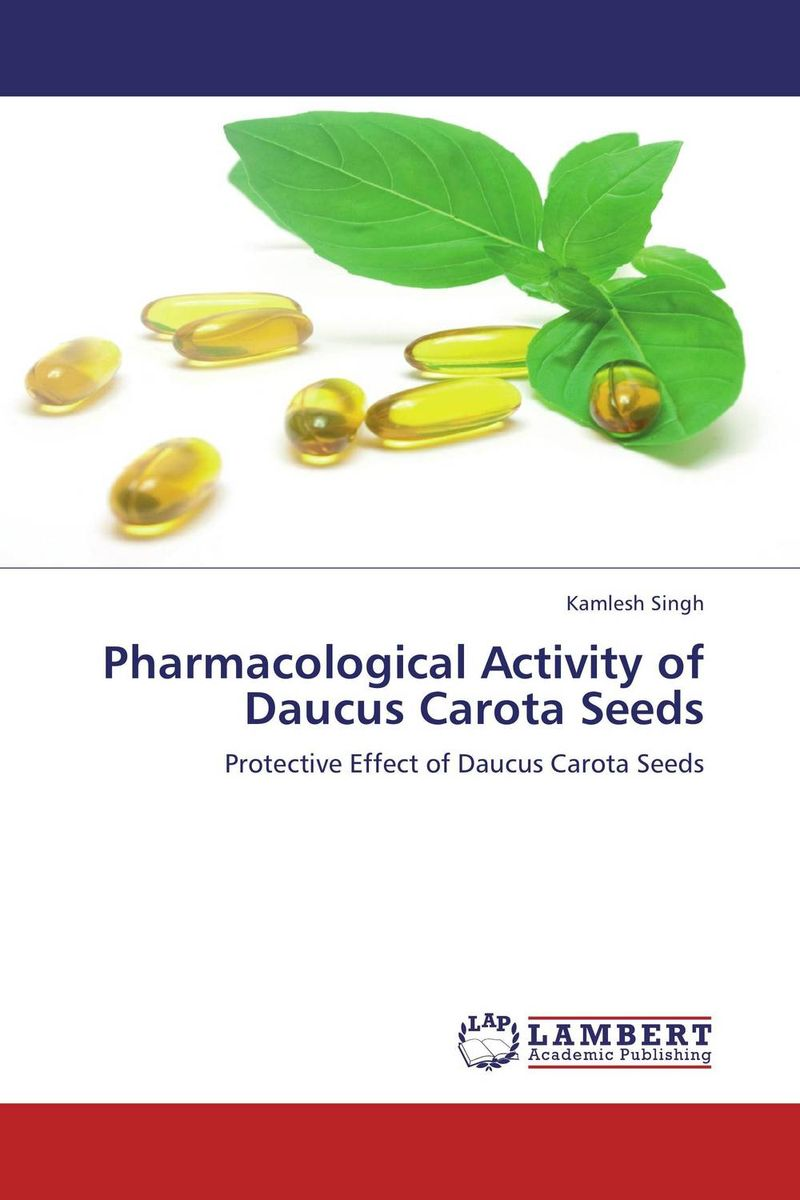 Pharmacological Activity of Daucus Carota Seeds studies on schiff bases derived from acetophenones
