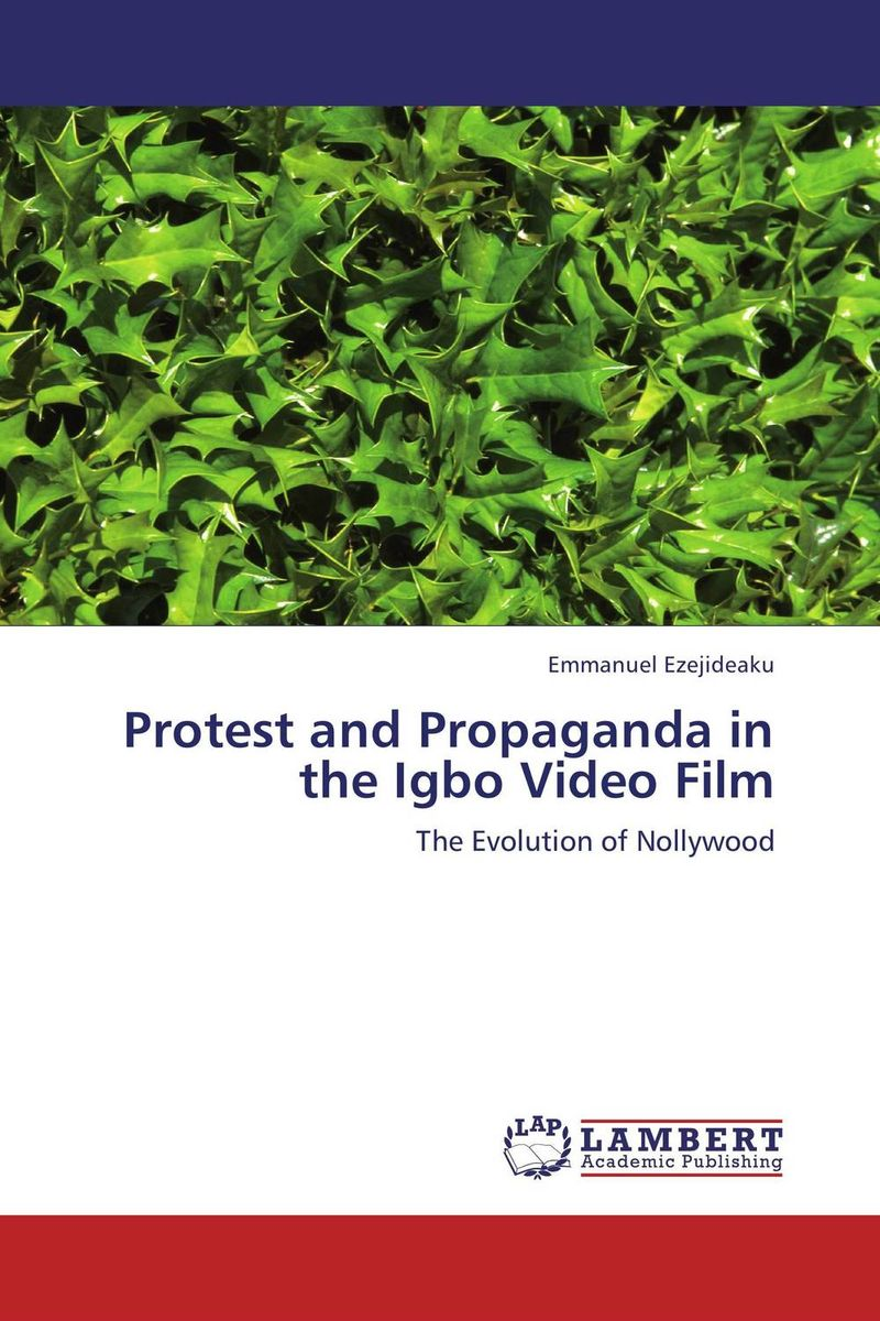 Protest and Propaganda in the Igbo Video Film автомагнитофон на ниссан ноут