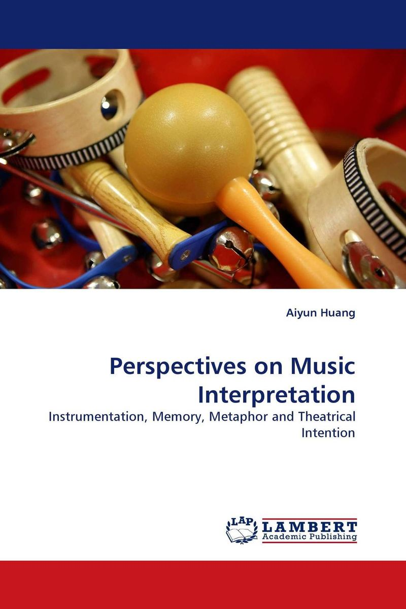 Perspectives on Music Interpretation understanding music with ai – perspectives on music cognition