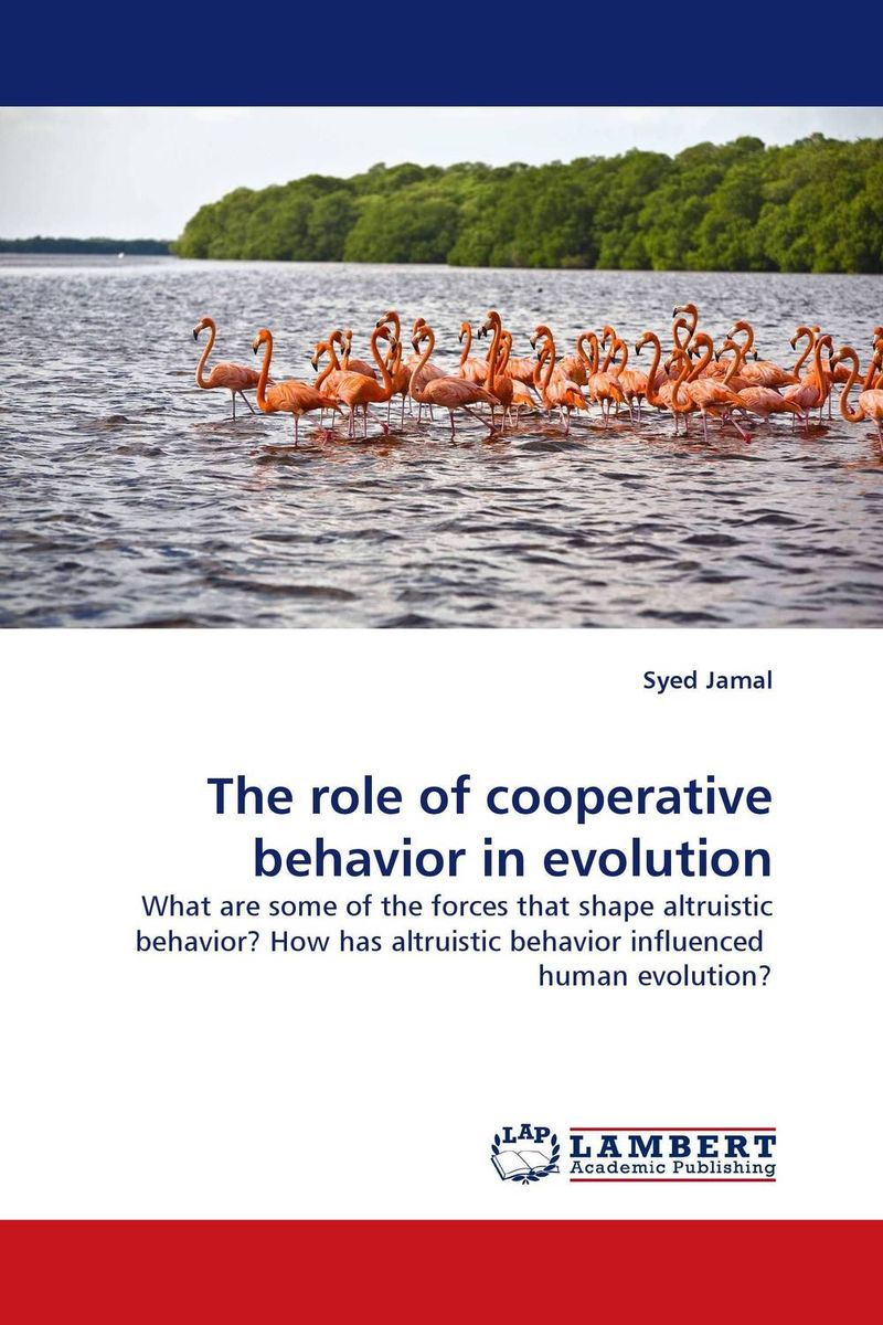 The role of cooperative behavior in evolution the role of absurdity within english humour