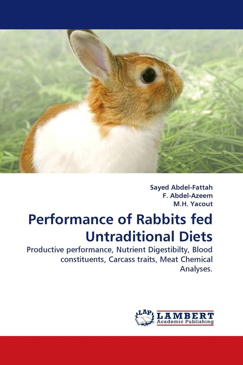 Performance of Rabbits fed Untraditional Diets