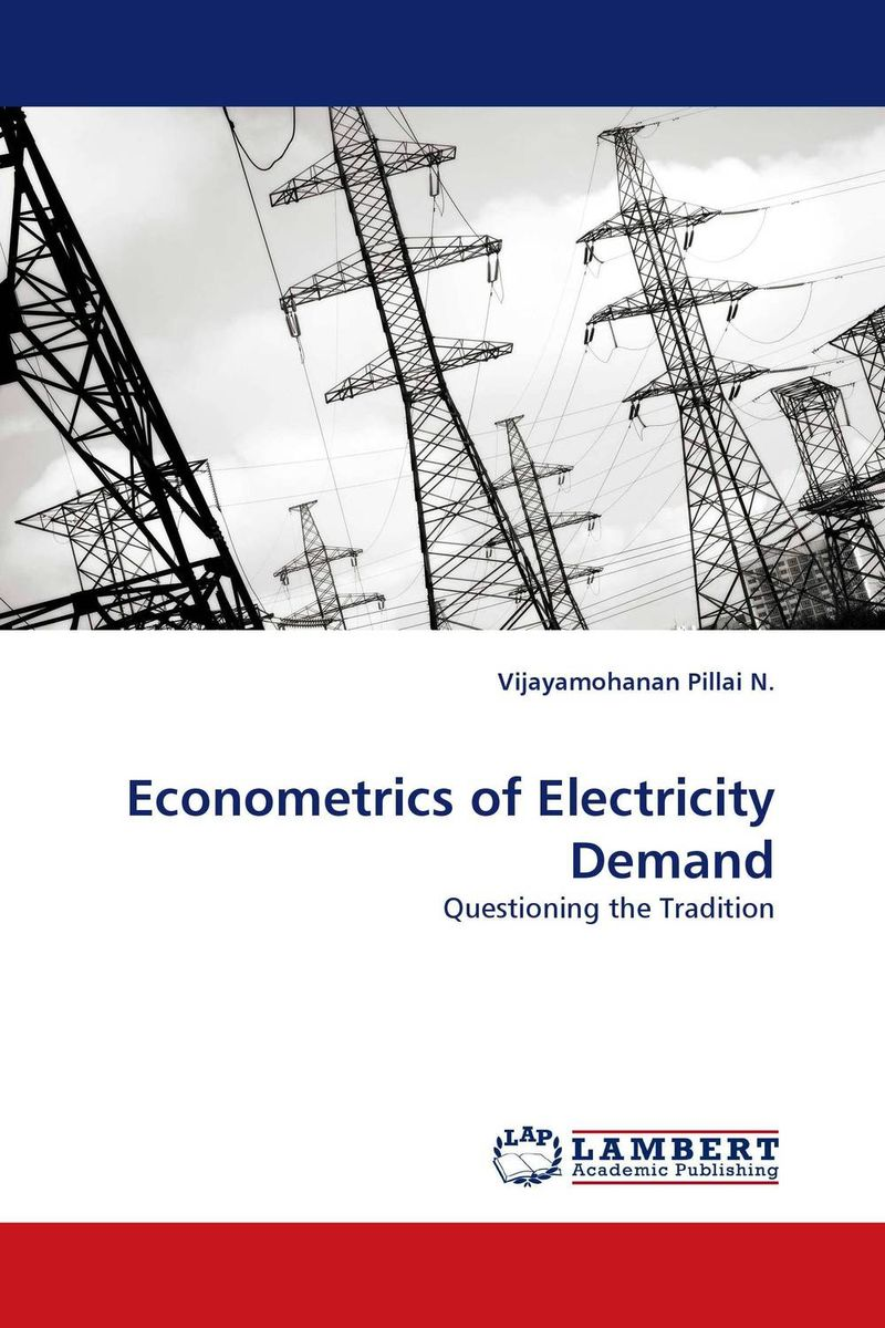 Econometrics of Electricity Demand ali issa estimating the demand for money in libya an application of the lagrange multiplier structural break unit root test and the ardl cointegration approach