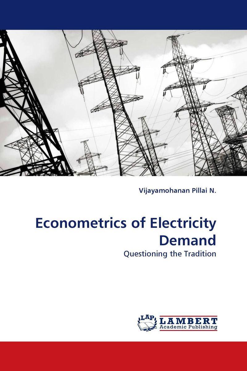 цена на Econometrics of Electricity Demand