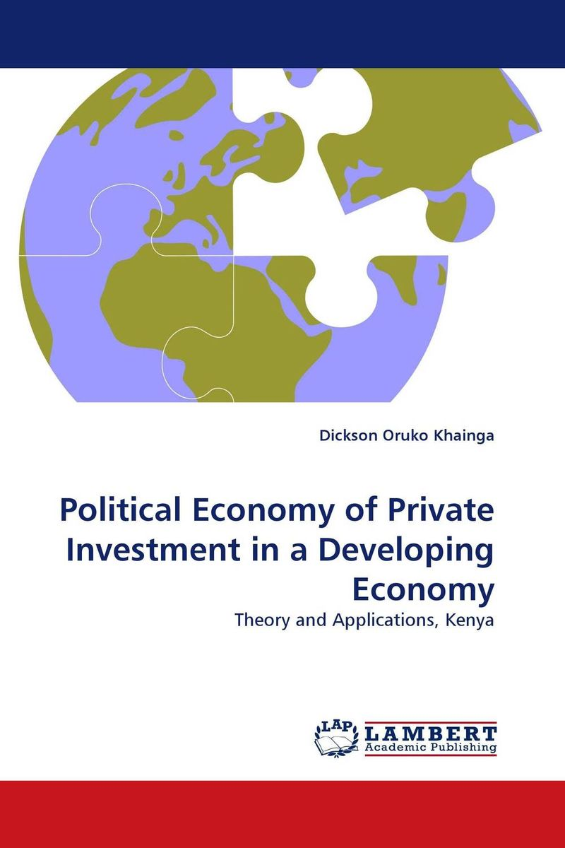 Political Economy of Private Investment in a Developing Economy xuan liu time consistency of optimal policy in a small open economy