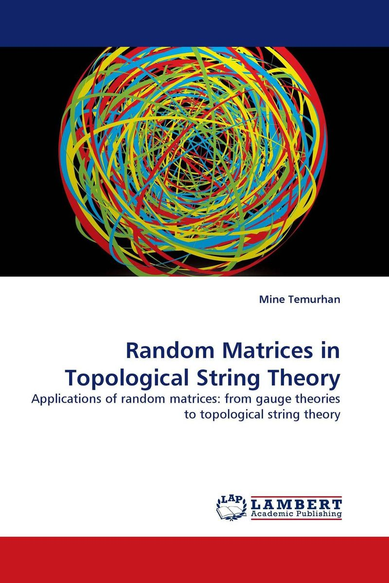 Random Matrices in Topological String Theory permutation orbifolds in conformal field theories and string theory