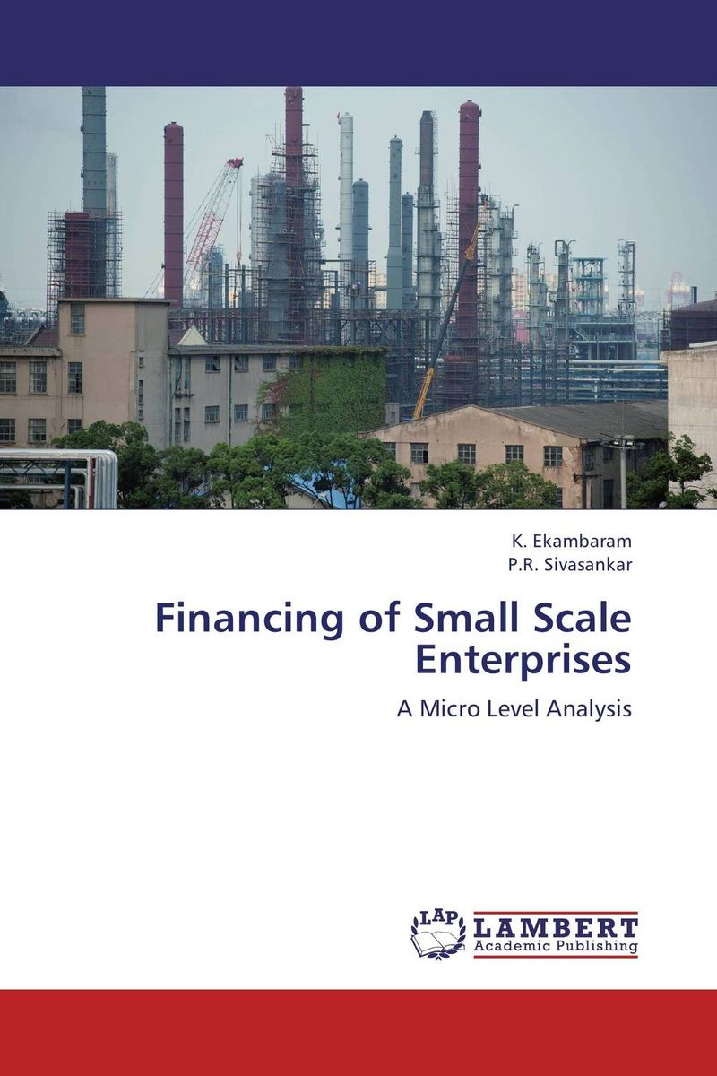Financing of Small Scale Enterprises development of a computational interface for small hydropower plant