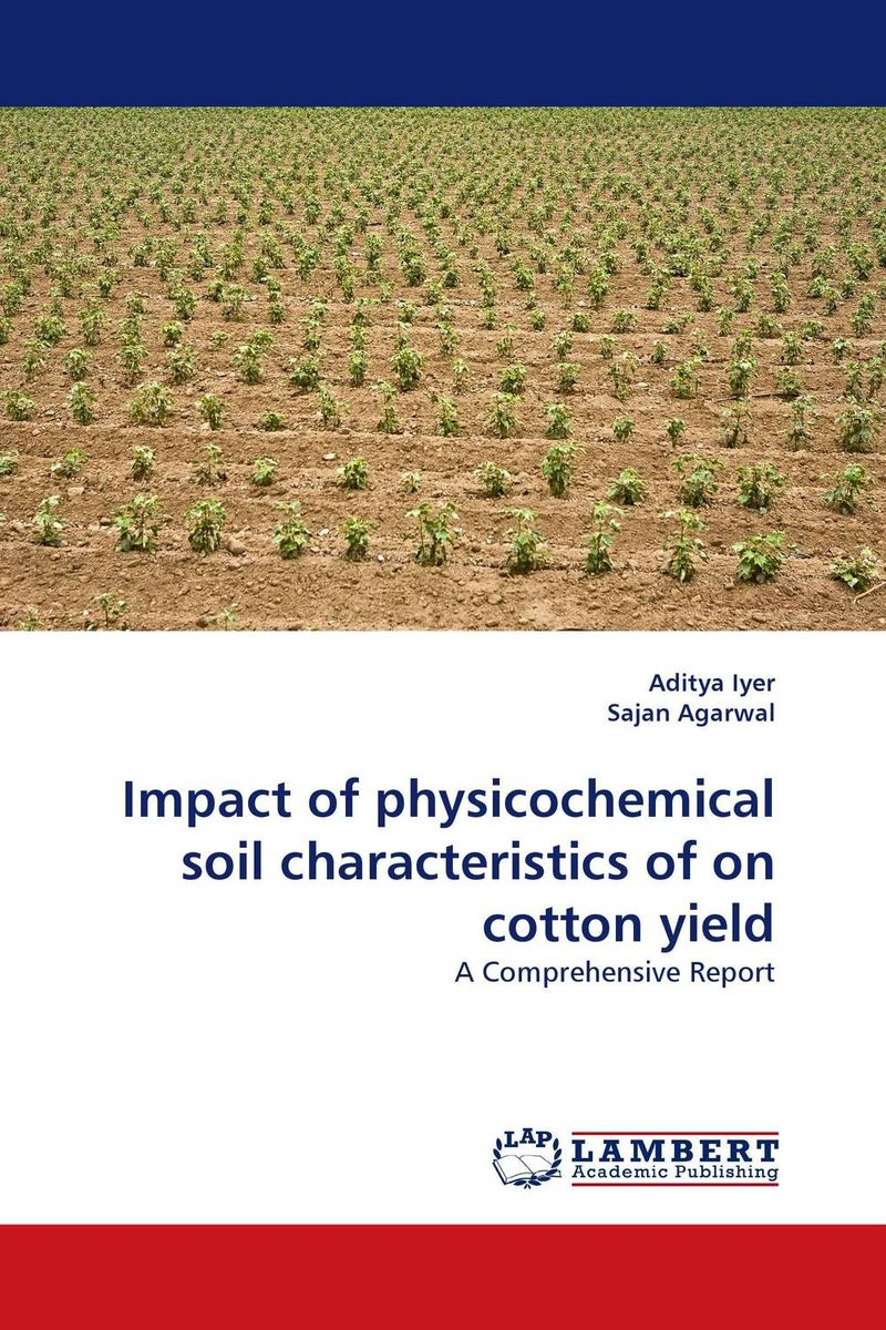 Impact of physicochemical soil characteristics of on cotton yield soil ph