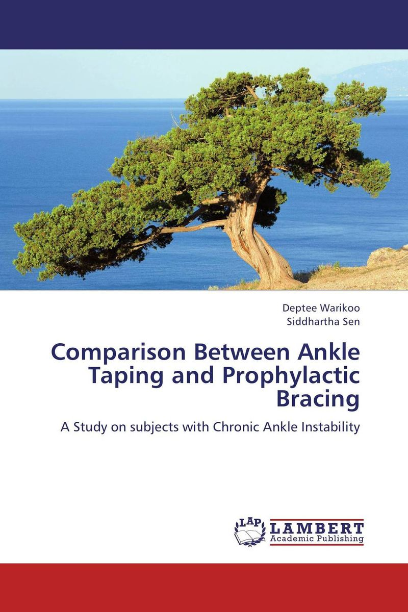 Comparison Between Ankle Taping and Prophylactic Bracing performance or instability