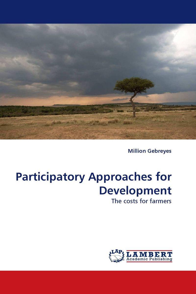 Participatory Approaches for Development cherdpong kheerajit and alexander g flor participatory development communication in cbnrm