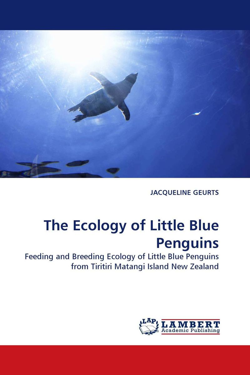 The Ecology of Little Blue Penguins seeing things as they are