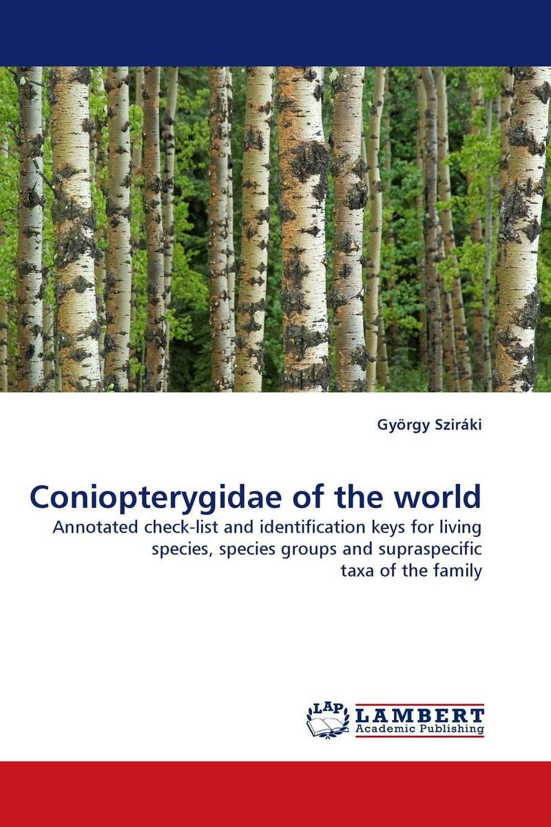 Coniopterygidae of the world