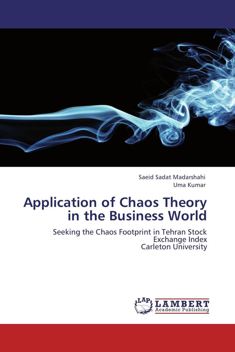Application of Chaos Theory in the Business World accept – the rise of chaos 2 lp