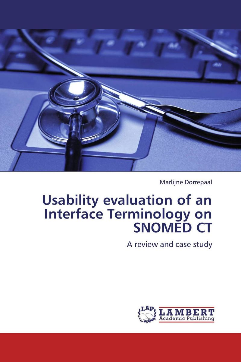 Usability evaluation of an Interface Terminology on SNOMED CT evaluation of pile failure mechanism by piv method