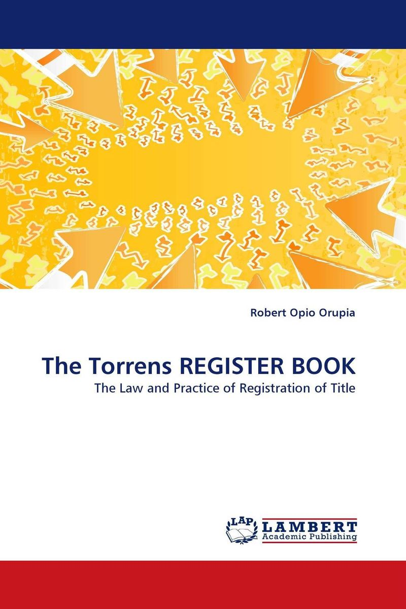 The Torrens REGISTER BOOK land of savagery land of promise – the european image of the american
