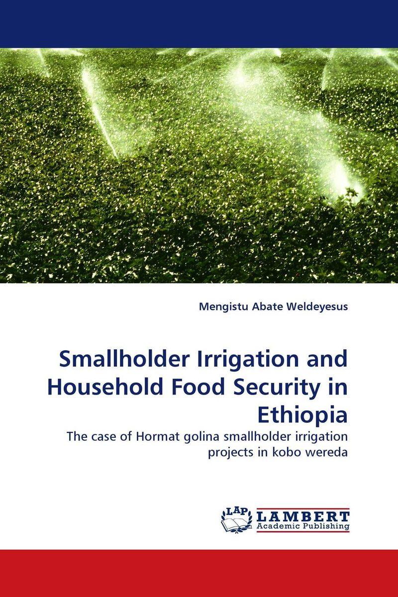 Smallholder Irrigation and Household Food Security in Ethiopia sikhulumile sinyolo smallholder irrigation water security and rural household welfare