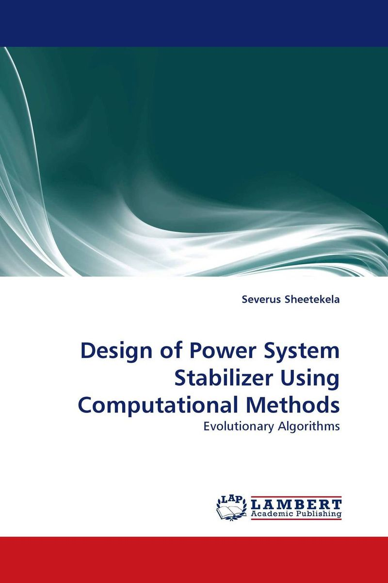 Design of Power System Stabilizer Using Computational Methods computational methods for transportation security