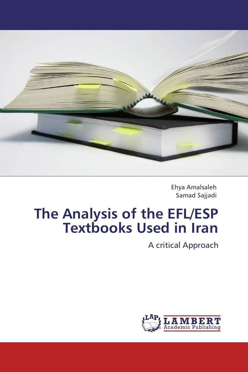 The Analysis of the EFL/ESP Textbooks Used in Iran an evaluation of vocabulary in kenyan english textbooks