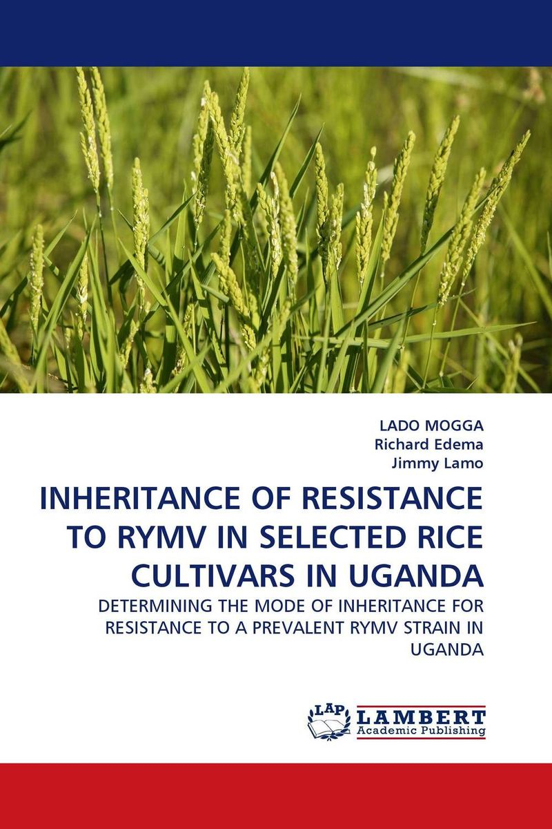 INHERITANCE OF RESISTANCE TO RYMV IN SELECTED RICE CULTIVARS IN UGANDA mf2300 f2