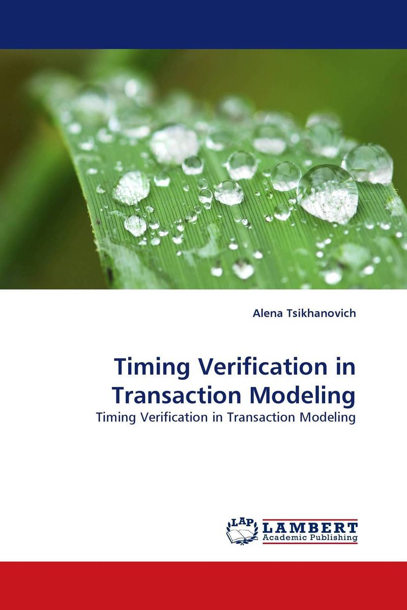 Timing Verification in Transaction Modeling tlm 4 d0103tm телеметрика