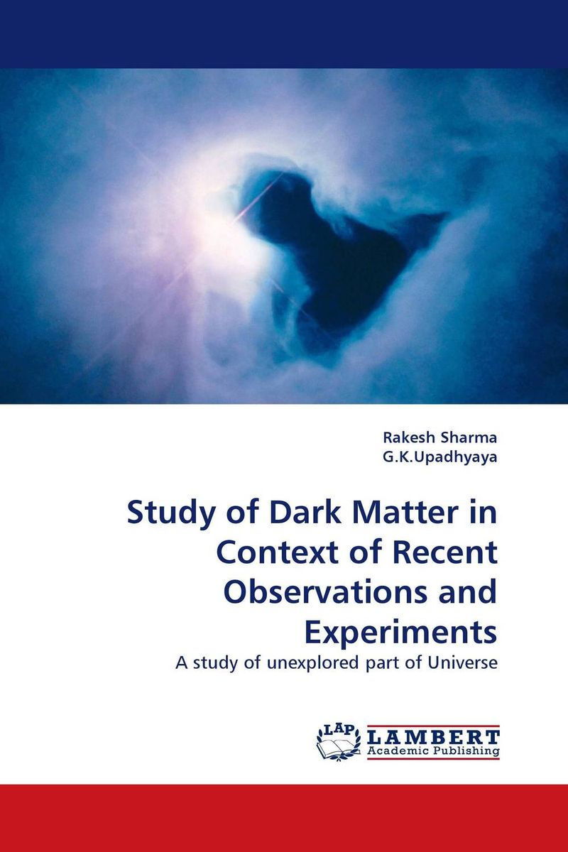 Study of Dark Matter in Context of Recent Observations and Experiments matter