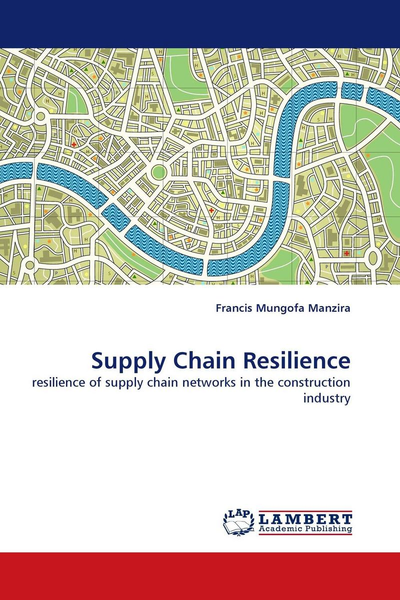 Supply Chain Resilience robert davis a demand driven inventory optimization and replenishment creating a more efficient supply chain
