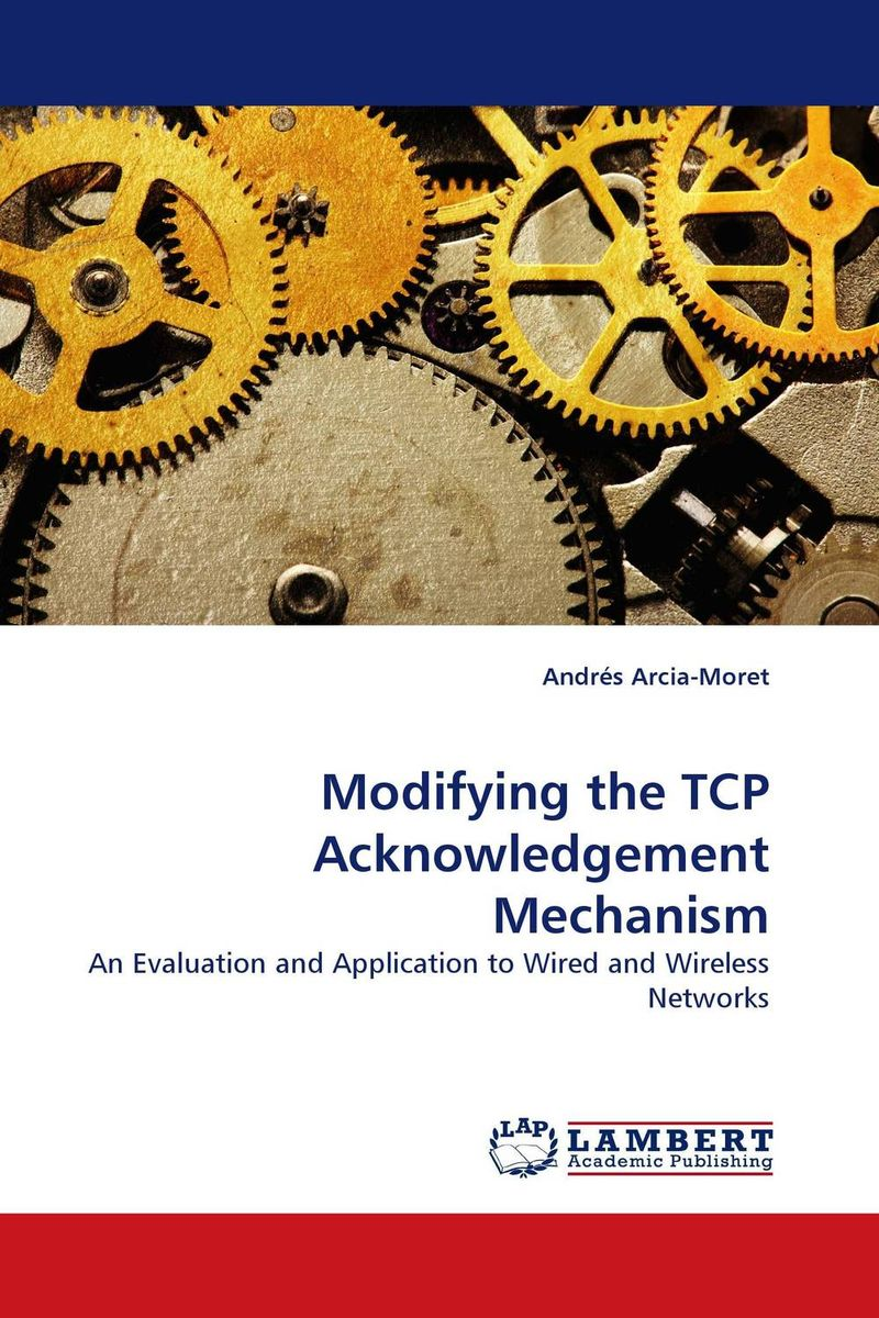 Modifying the TCP Acknowledgement Mechanism mohamed h m nerma traffic and congestion control in atm network