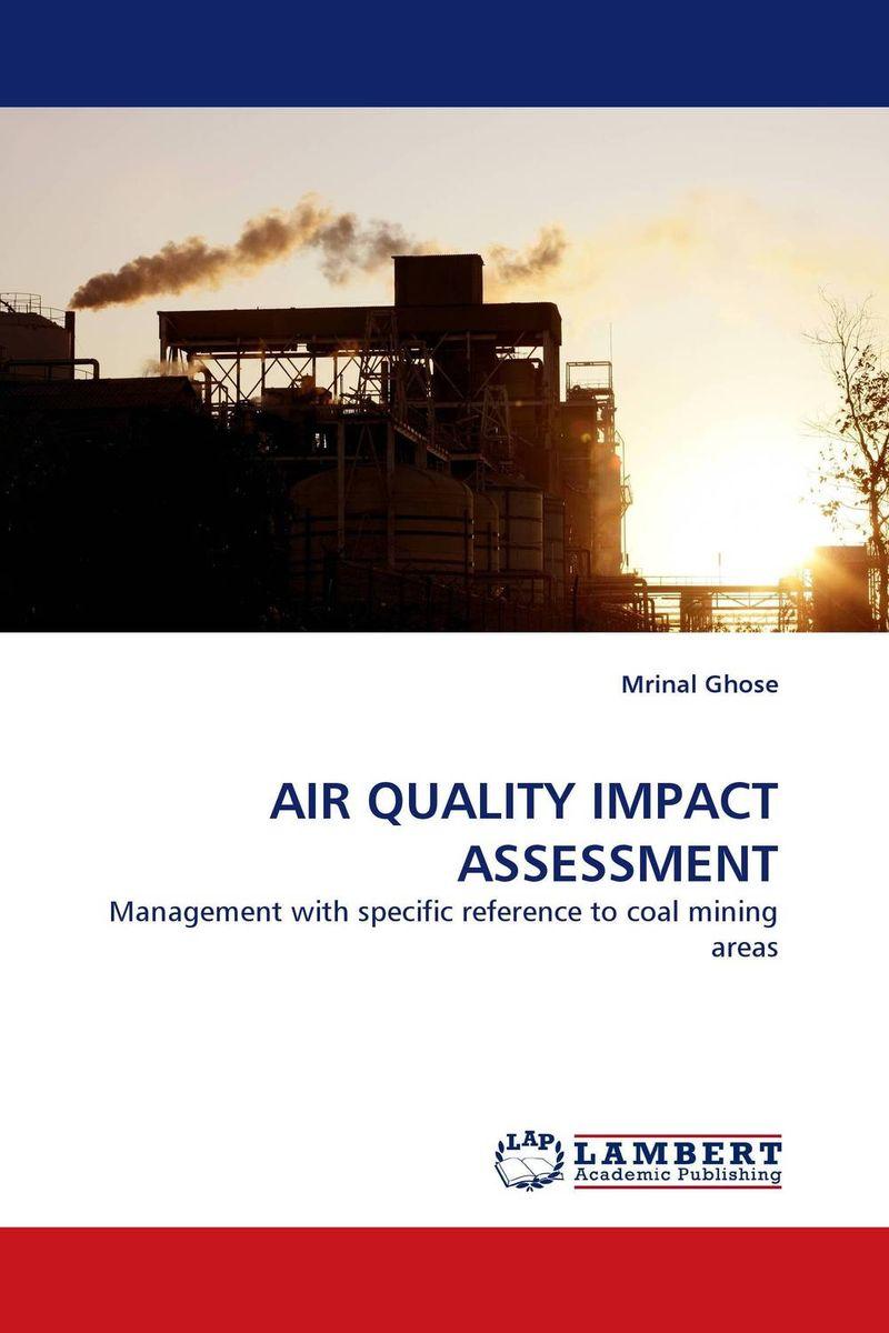 AIR QUALITY IMPACT ASSESSMENT air emission control handbook
