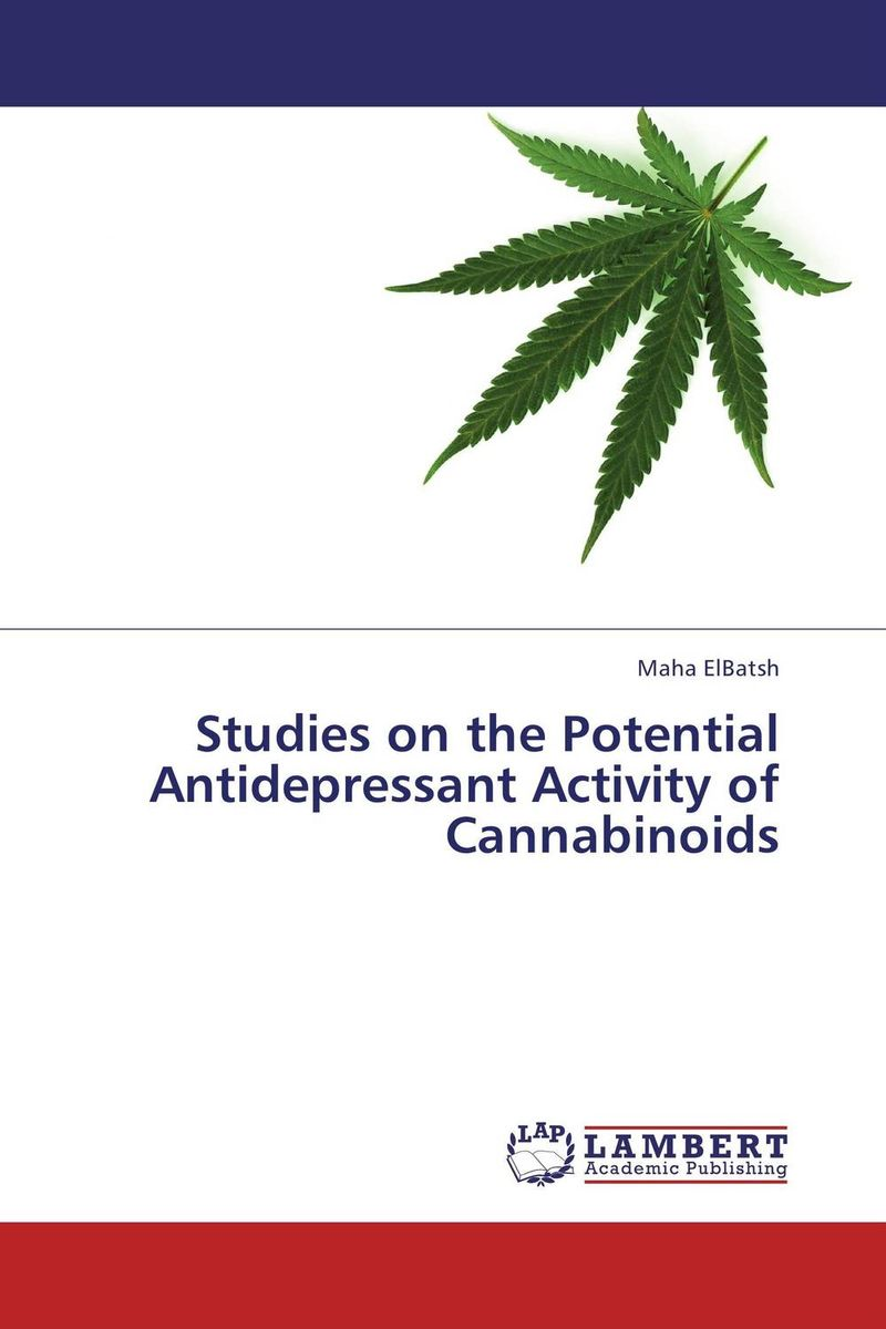 Studies on the Potential Antidepressant Activity of Cannabinoids neuropsychological functions in depression with anxiety disorders