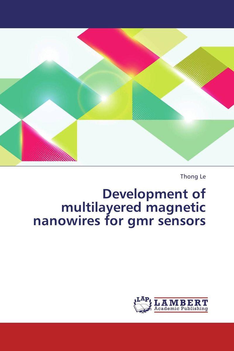 Development of multilayered magnetic nanowires for gmr sensors zno nanowires