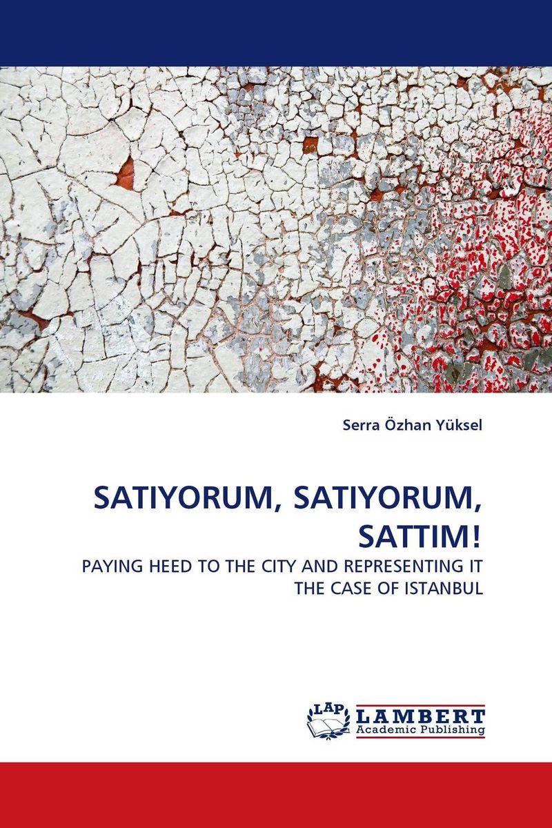 SATIYORUM, SATIYORUM, SATTIM! the bastard of istanbul