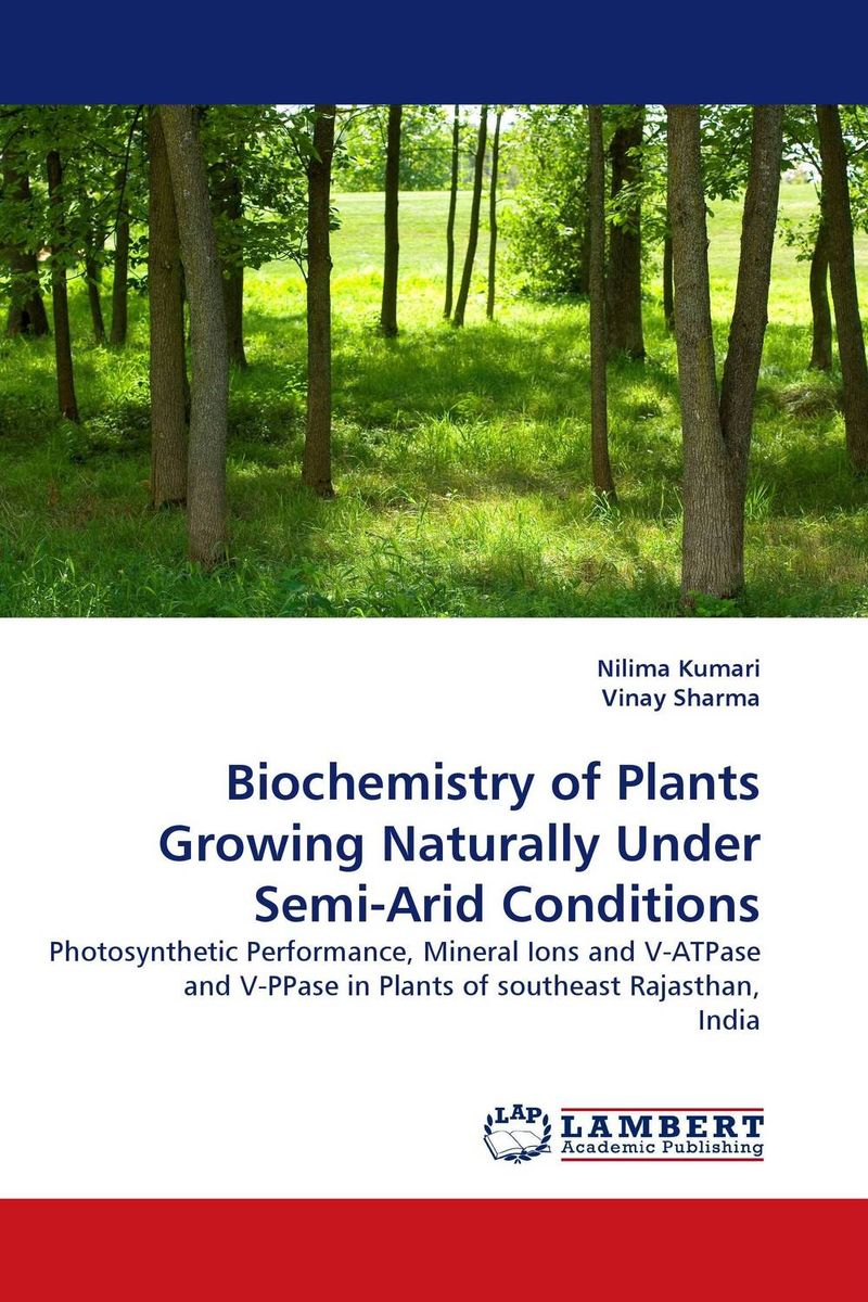 Biochemistry of Plants Growing Naturally Under Semi-Arid Conditions deciphering the role of yap4 phosphorylation under stress conditions