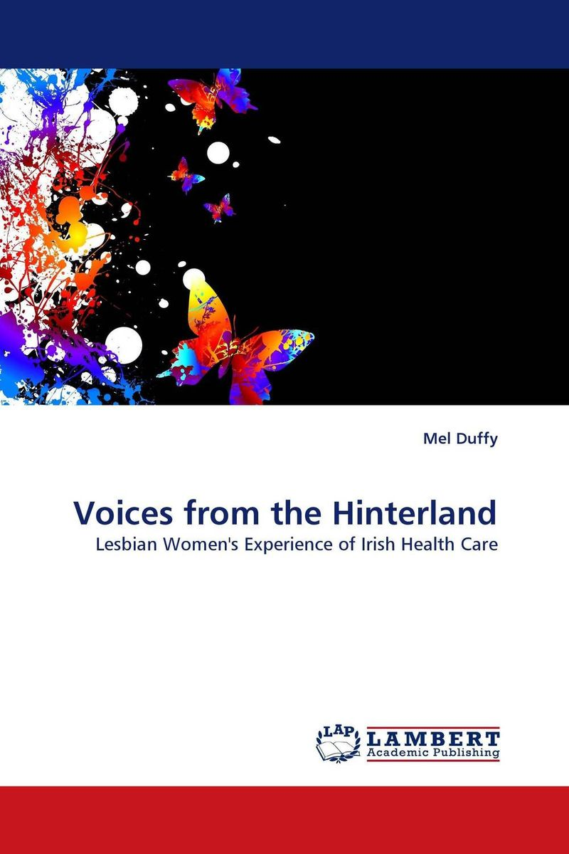 Voices from the Hinterland voices in the dark