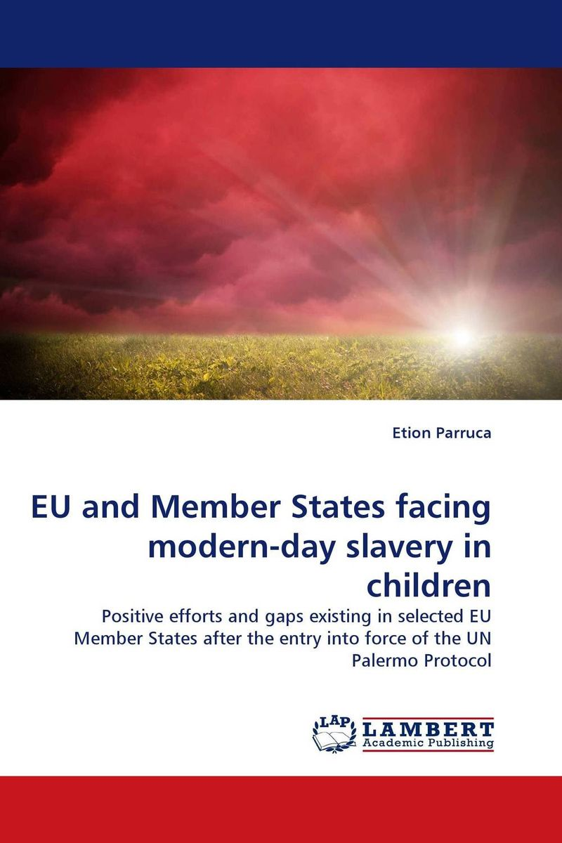 EU and Member States facing modern-day slavery in children member